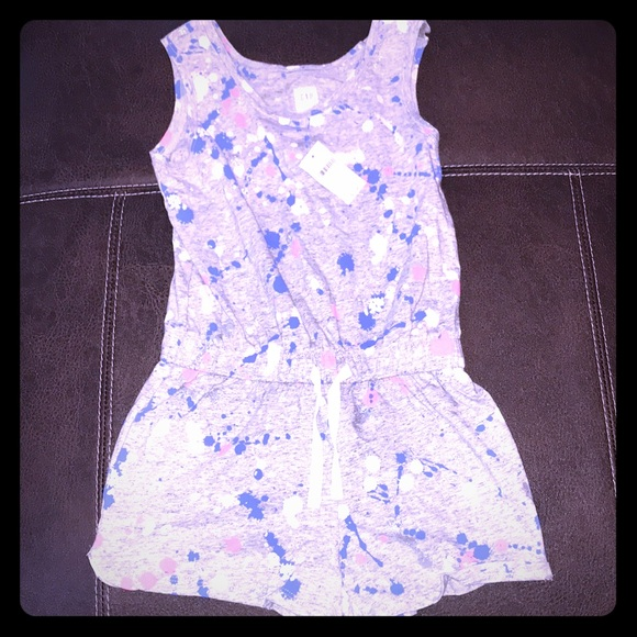 GAP Other - Adorable Brand New Gap Romper